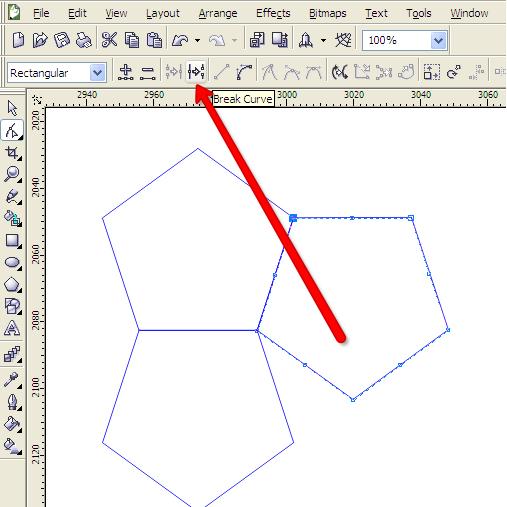 Corel Draw - guida per rimuovere le linee doppie di taglio laser