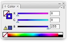 Linee di taglio laser in Illustrator