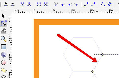 Remove double lines from laser cutting files in Inkscape