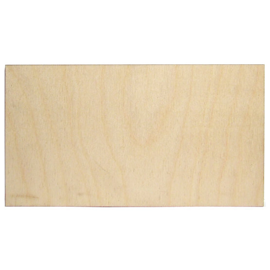 Sample - birch plywood for laser cutting