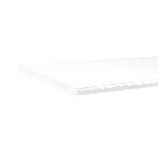 Bordi tagliati - Plexiglass trasparente incolore per il taglio laser