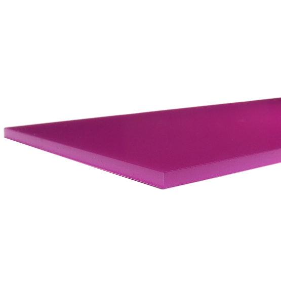 Cut edges - Plexiglass cyclamen diffuser for laser cutting