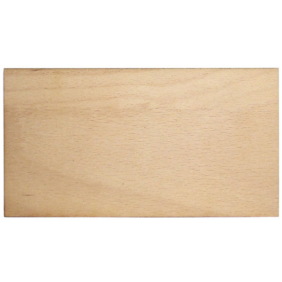 Sample - beech plywood for laser cutting