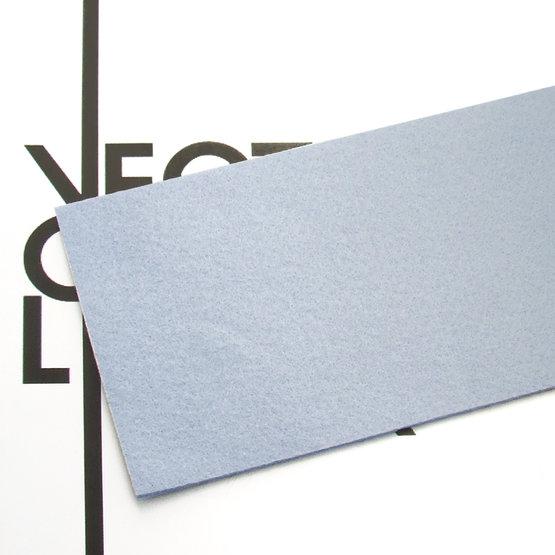 Surface - feutre gris clair pour la découpe au laser