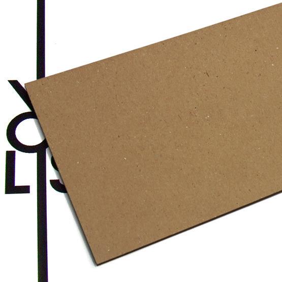 Surface - havana microwave cardboard for laser cutting