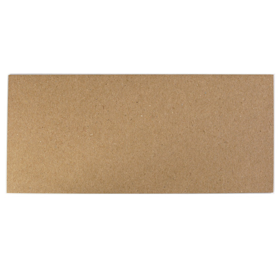 Sample - havana microwave cardboard for laser cutting