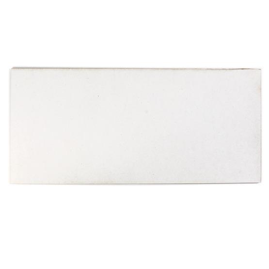 Campione - cartone microonda bianco per il taglio laser