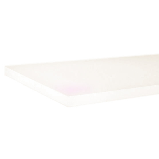 Cut edges - Pink pearly Plexiglass for laser cutting