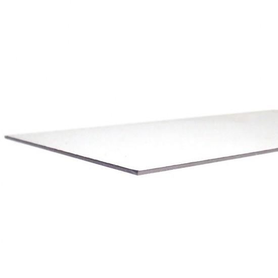 Bords coupés - PETG pour la découpe laser