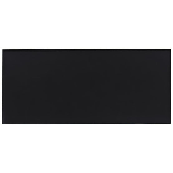 Plexiglass noir fumé - échantillon