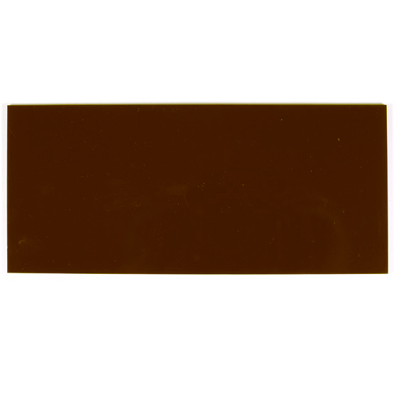Brown Plexiglas - sample