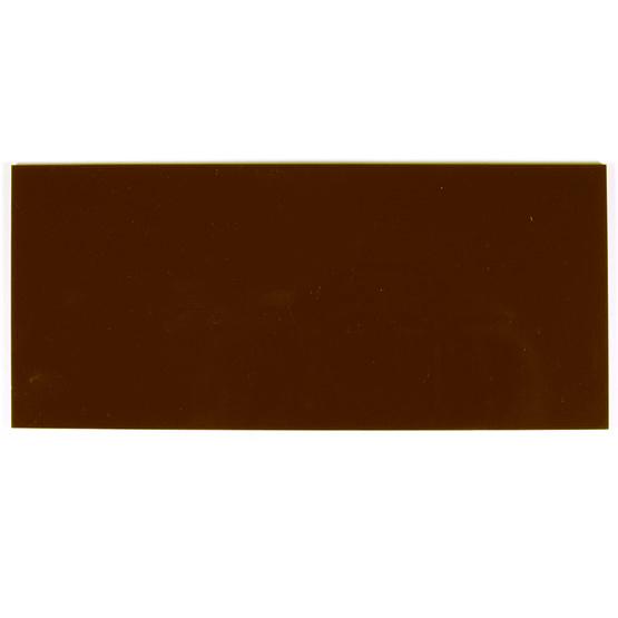Plexiglas brun
