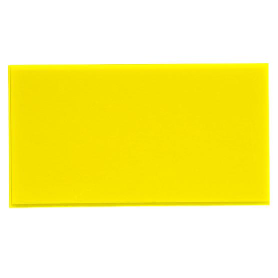 Plexiglass giallo fluo