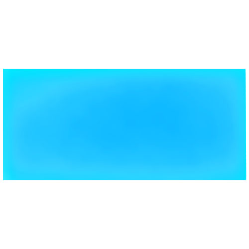 Opale bleu bébé en plexiglas - échantillon