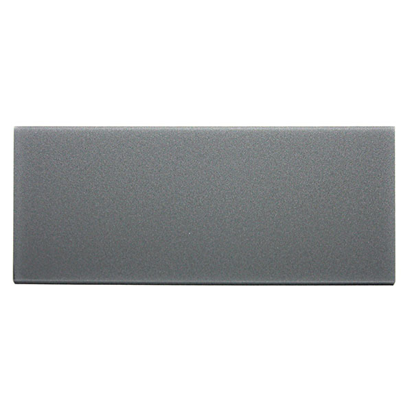 Metallic gray plexiglass - sample
