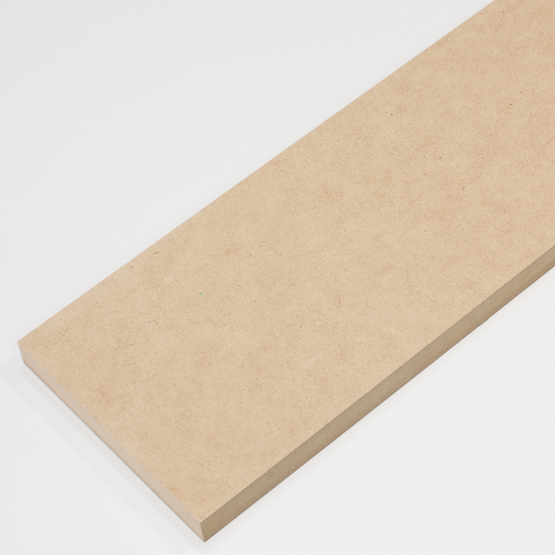 MDF surface