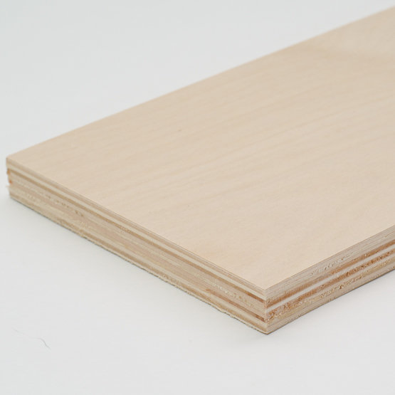 Poplar plywood - board
