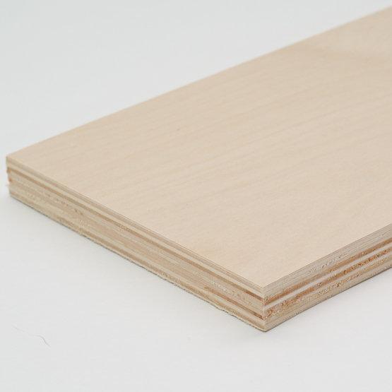 Poplar plywood - board