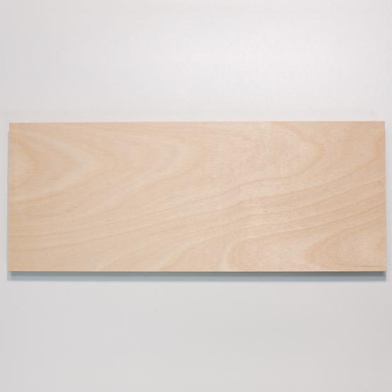 Poplar plywood - surface
