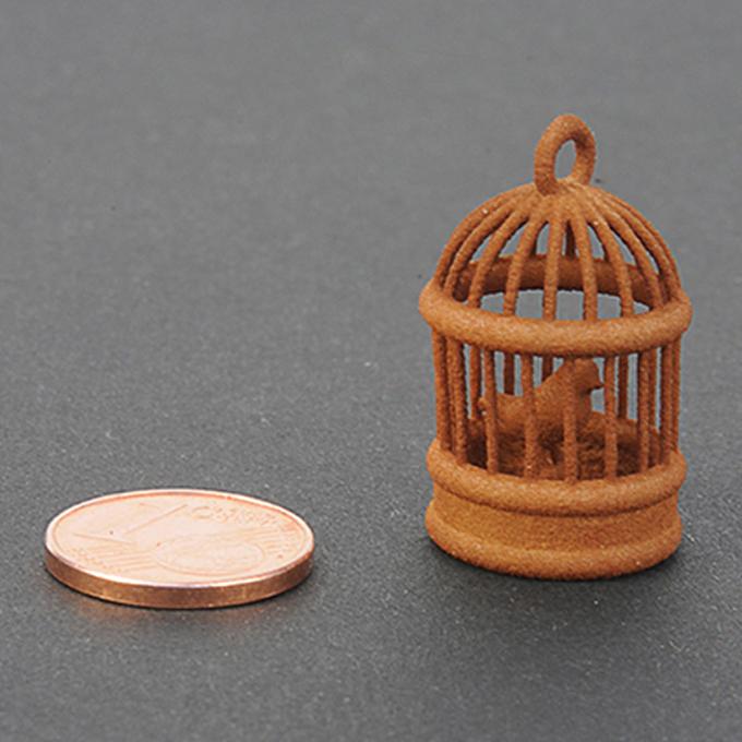 Plastique beige pour impression 3D - échantillon
