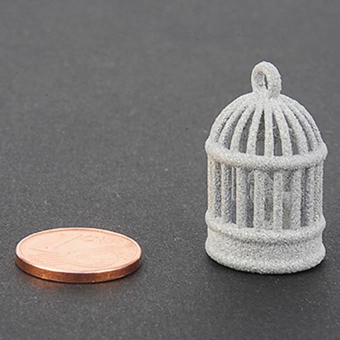 Alumide pour impression 3D - échantillon