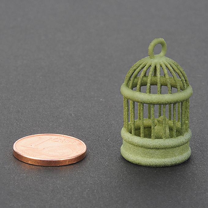 Plastique vert pour impression 3D - échantillon