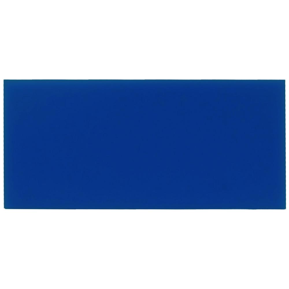 Sapphire blue acrylic - sample