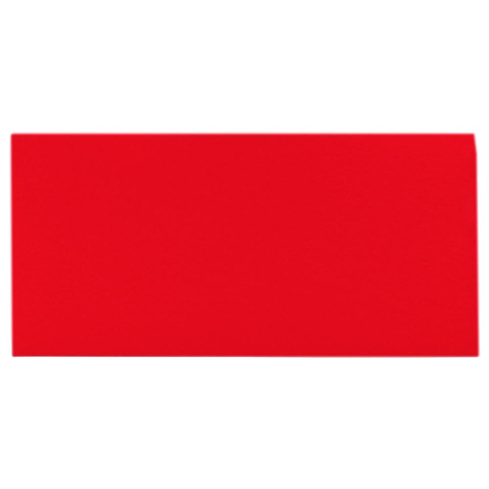 Feutre rouge - échantillon