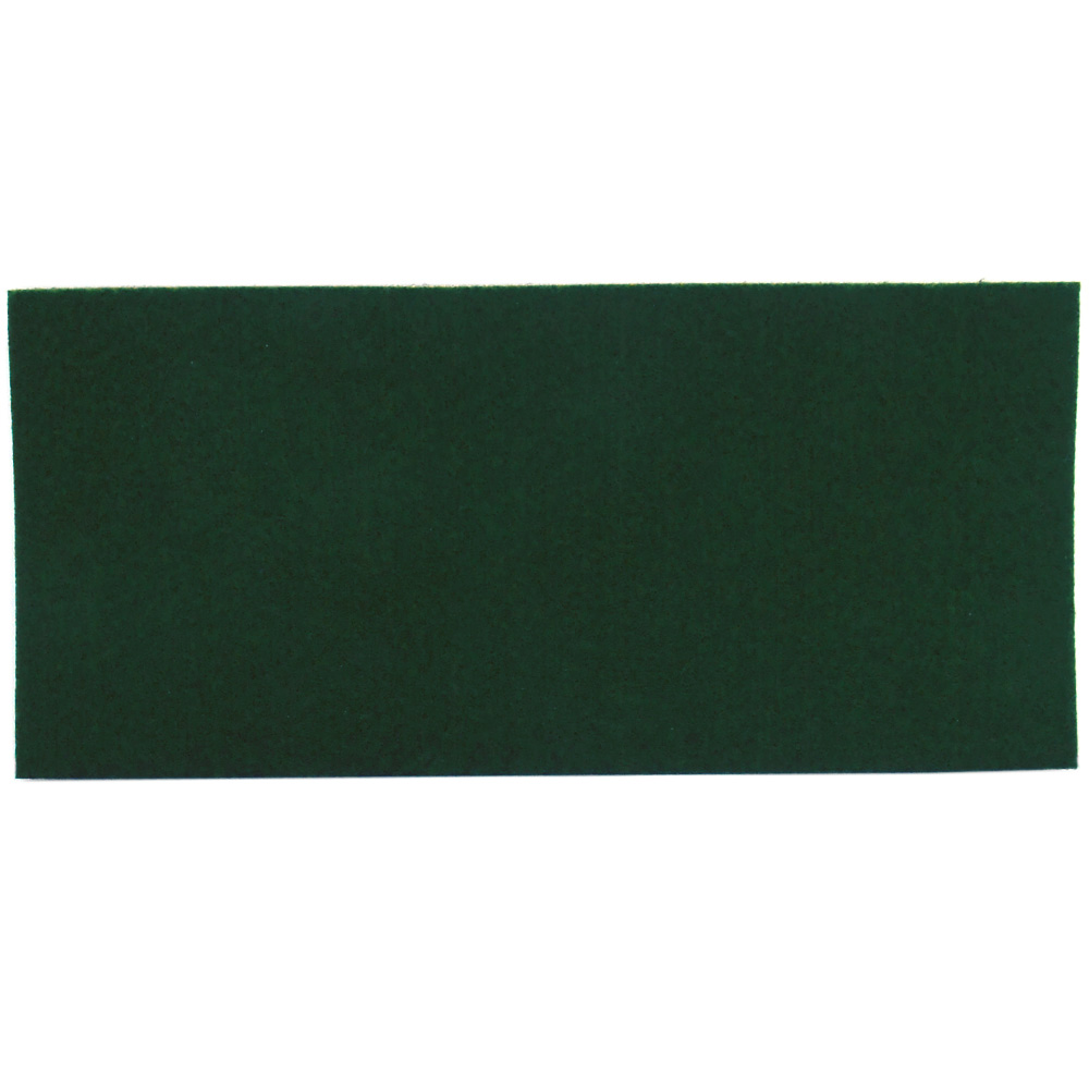 Dark green felt - sample