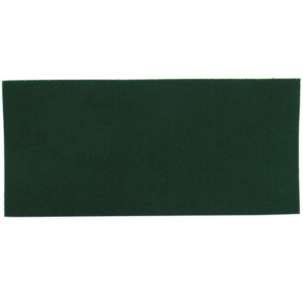 Feutre vert foncé - échantillon