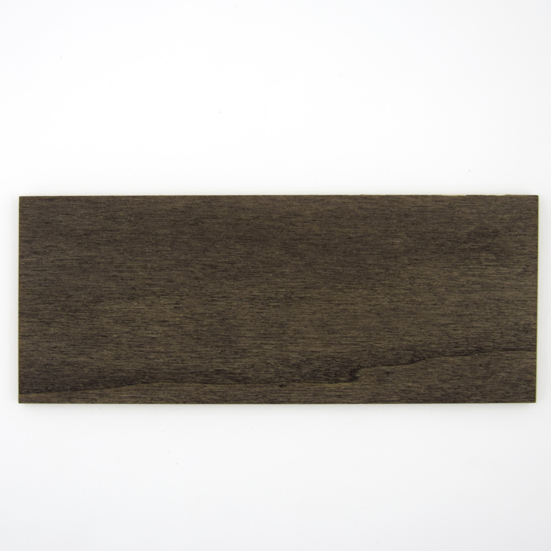 Contreplaqué de peuplier peint en noir - échantillon