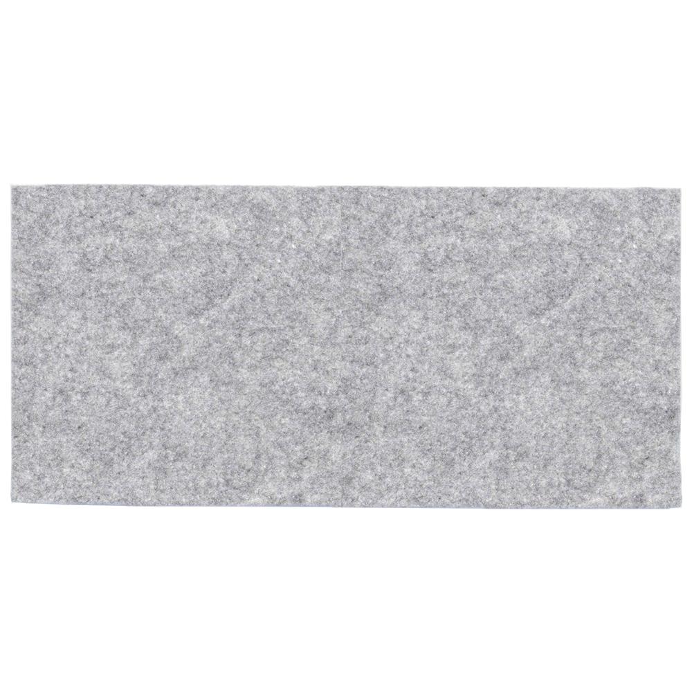Feltro grigio melange - campione