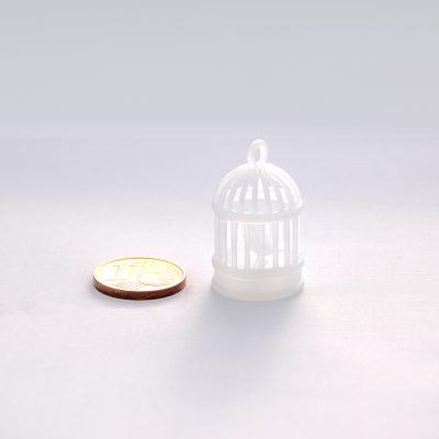 White resin for SLA 3D printing