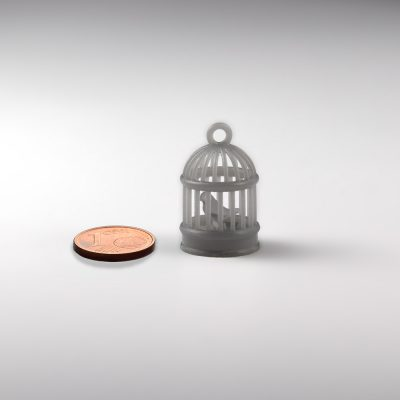 Gray resin for 3D printing