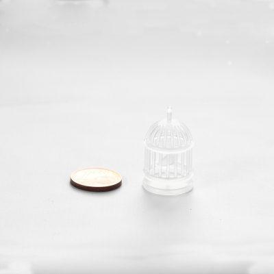 Transparent resin for 3D printing