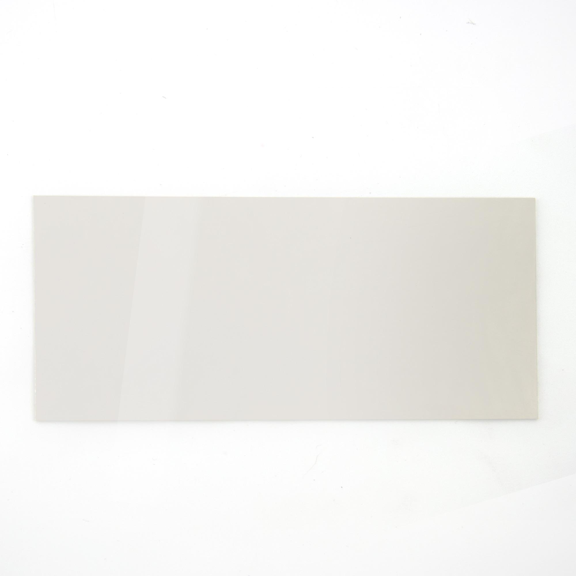 Acier inoxydable finition miroir - échantillon