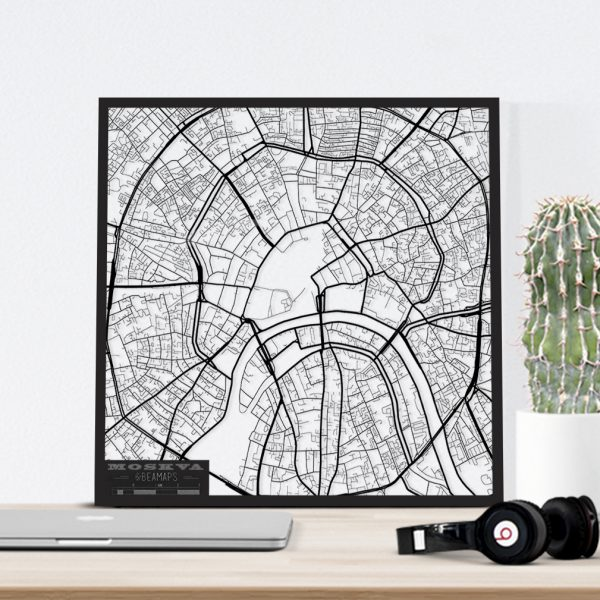 Beamaps | 3d maps of the city
