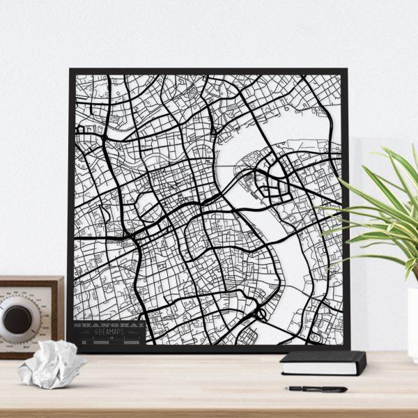 Beamaps | custom 3d maps