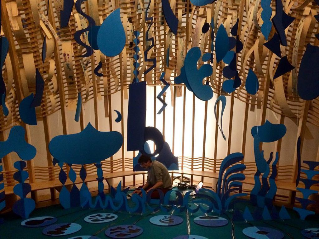 TATCH | interactive project for kids Triennale Milano