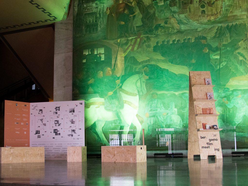 Bergamo Film Meeting - pannelli