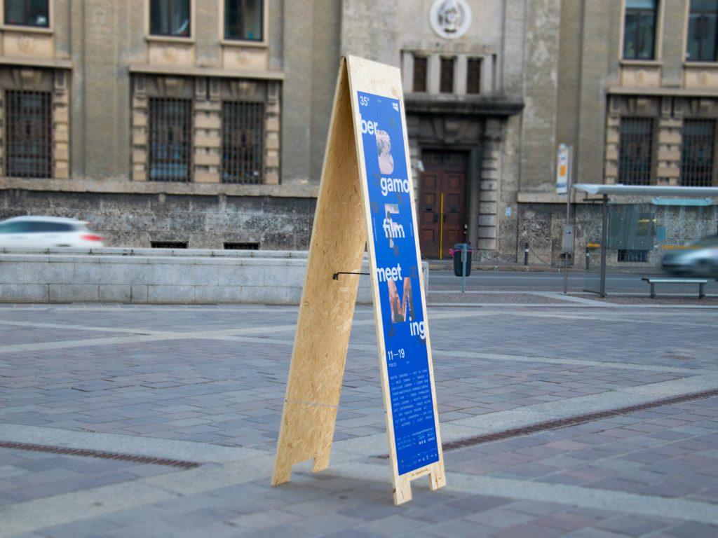 Bergamo Film Meeting - pole in OSB