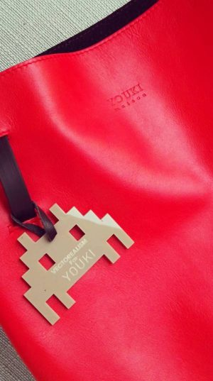 Plexiglass charms for Youki design brand