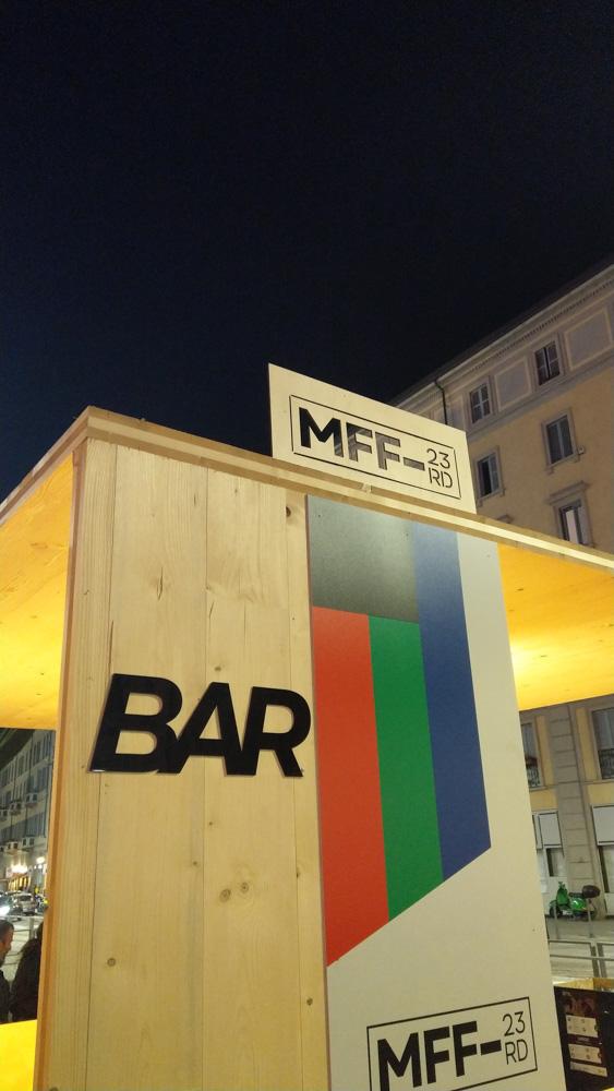 Wayfinding Milano Film Festival
