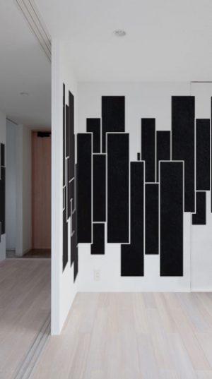 DIRAC wall painting