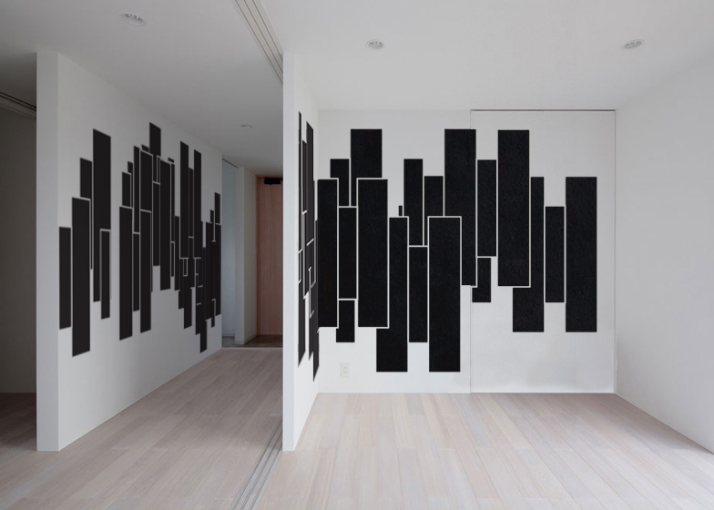DIRAC wall painting