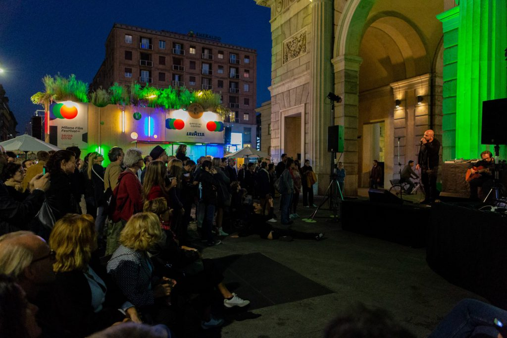 Urban furniture Milano Film Festival 2019