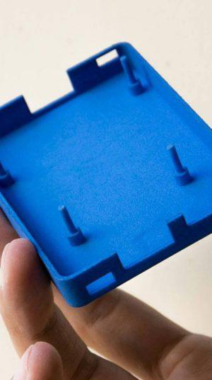 Prototype in 3D printing SLS
