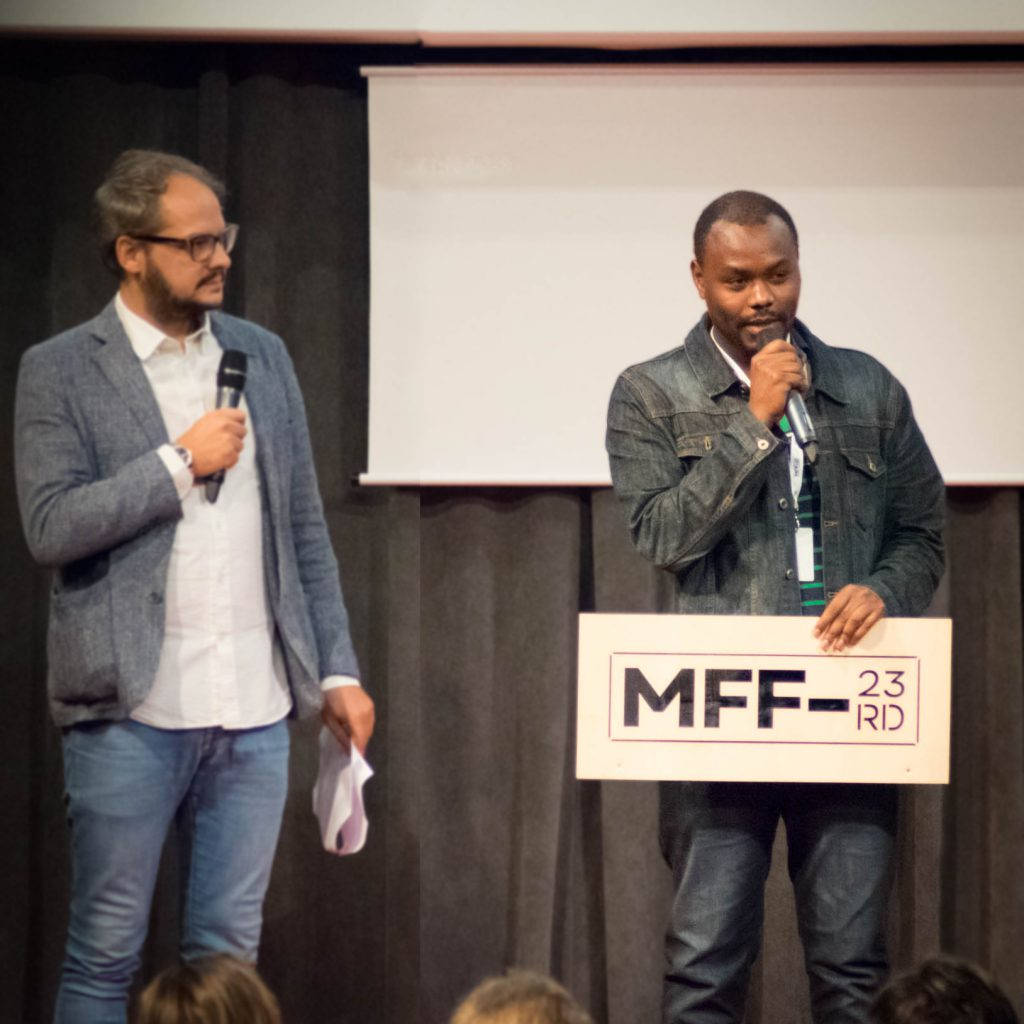 Special prize for the Milano Film Festival 2018 award