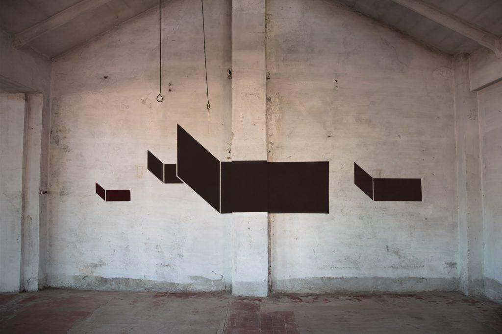 Peinture murale DIRAC