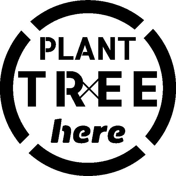 plant tree here